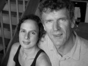 Andréa Santana et Jean-Pierre Duret, réalisateurs du Rêve de Sao Paulo