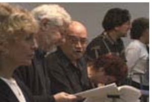 La Naissance d'une messe (2002) de Jean-Claude Coulbois, monté par Annie Jean
