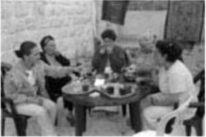 Soraïda, une femme de Palestine (2004) de Tahani Rached, monté par Hélène Girard