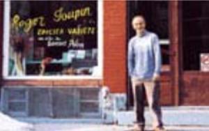 Roger Toupin, épicier variété (2003)de Benoit Pilon, monté par René Roberge
